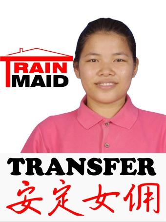 Myanmar-Transfer Maid-NAY LIN SWE