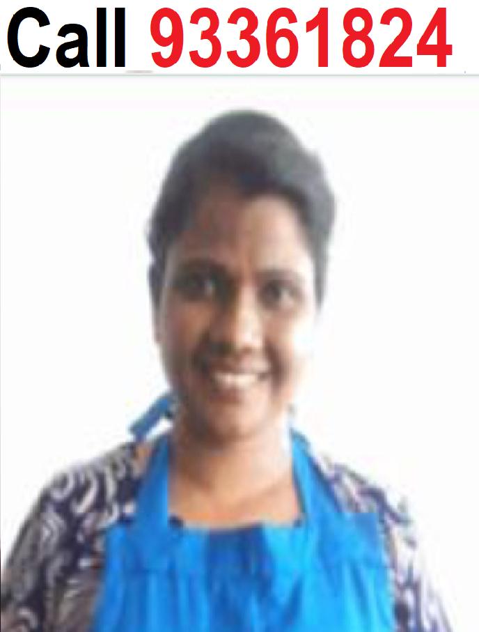 Sri Lankan-Experienced Maid-BAMUNUSINGGA