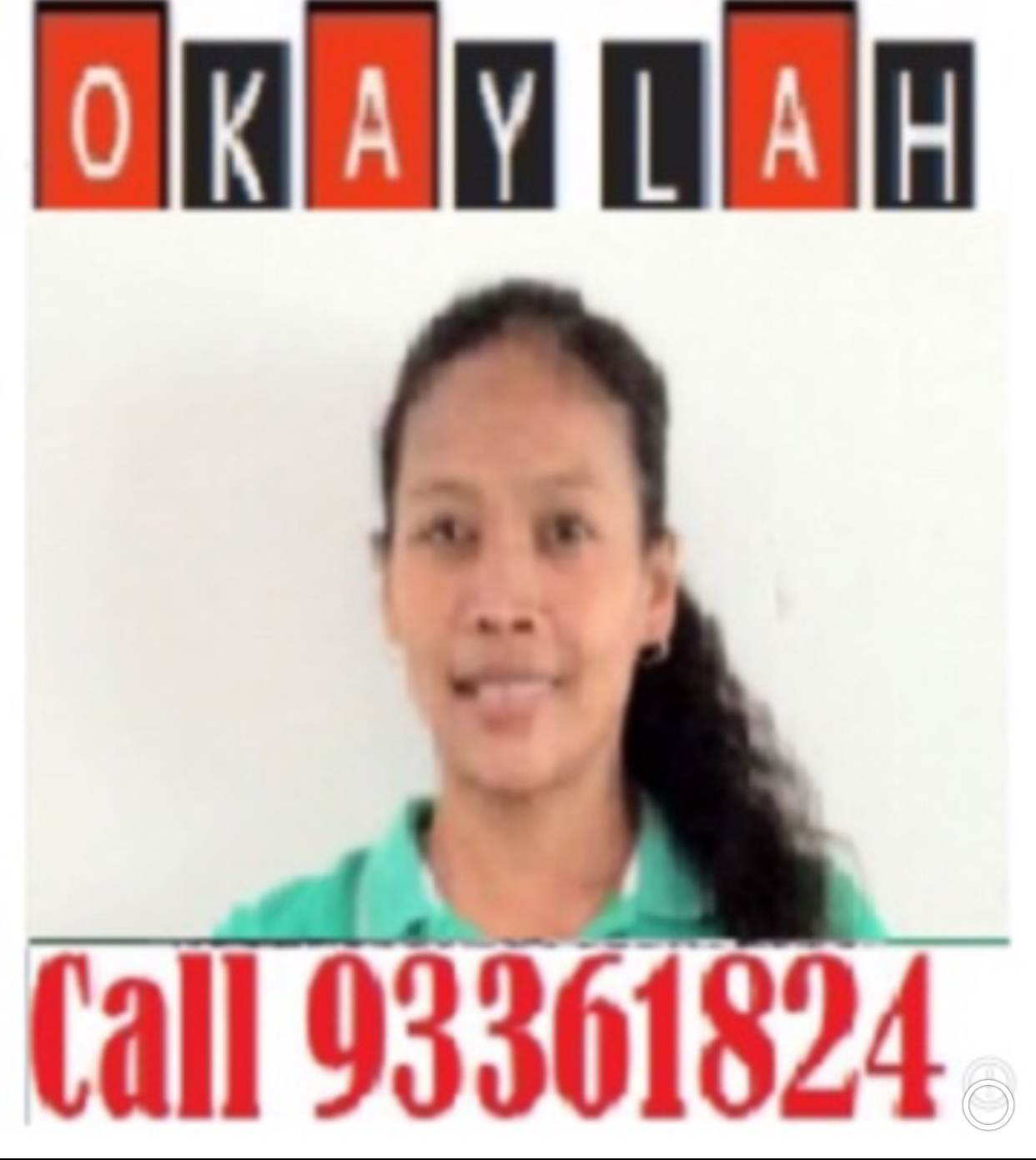Indonesian Experienced Maid - SITI MASITOH