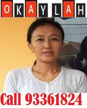 Indonesian Experienced Maid - IDA FARIDA