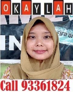 Indonesian Experienced Maid - MAILANI