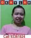 Myanmar Experienced Maid - KHIN ZAR NI