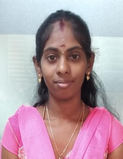 Indian-Ex-Singapore Maid-KARUPPAIYAN RANJITHA