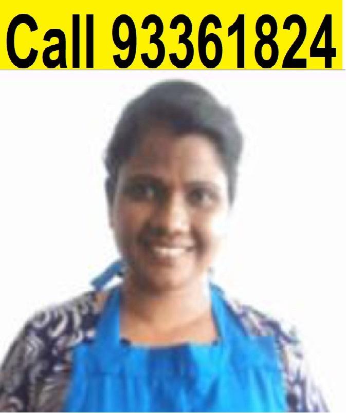 Sri Lankan Experienced Maid - BAMUNUSINGGA