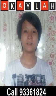 Myanmar Experienced Maid - AYE THIDA