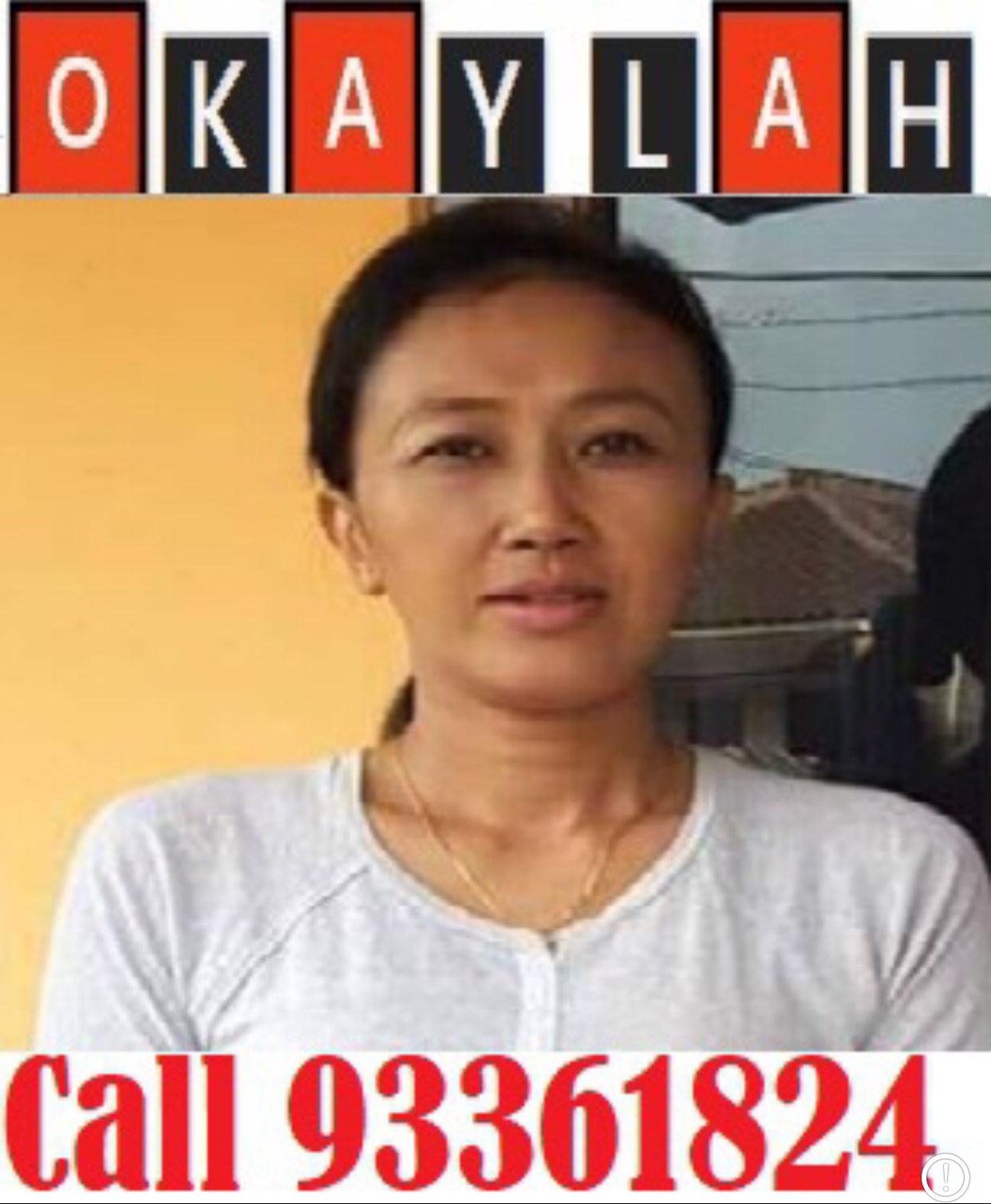 Indonesian-Experienced Maid-IDA FARIDA
