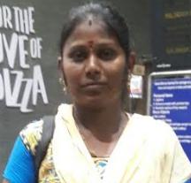 Indian-Fresh Maid-AROCKIYASELVI