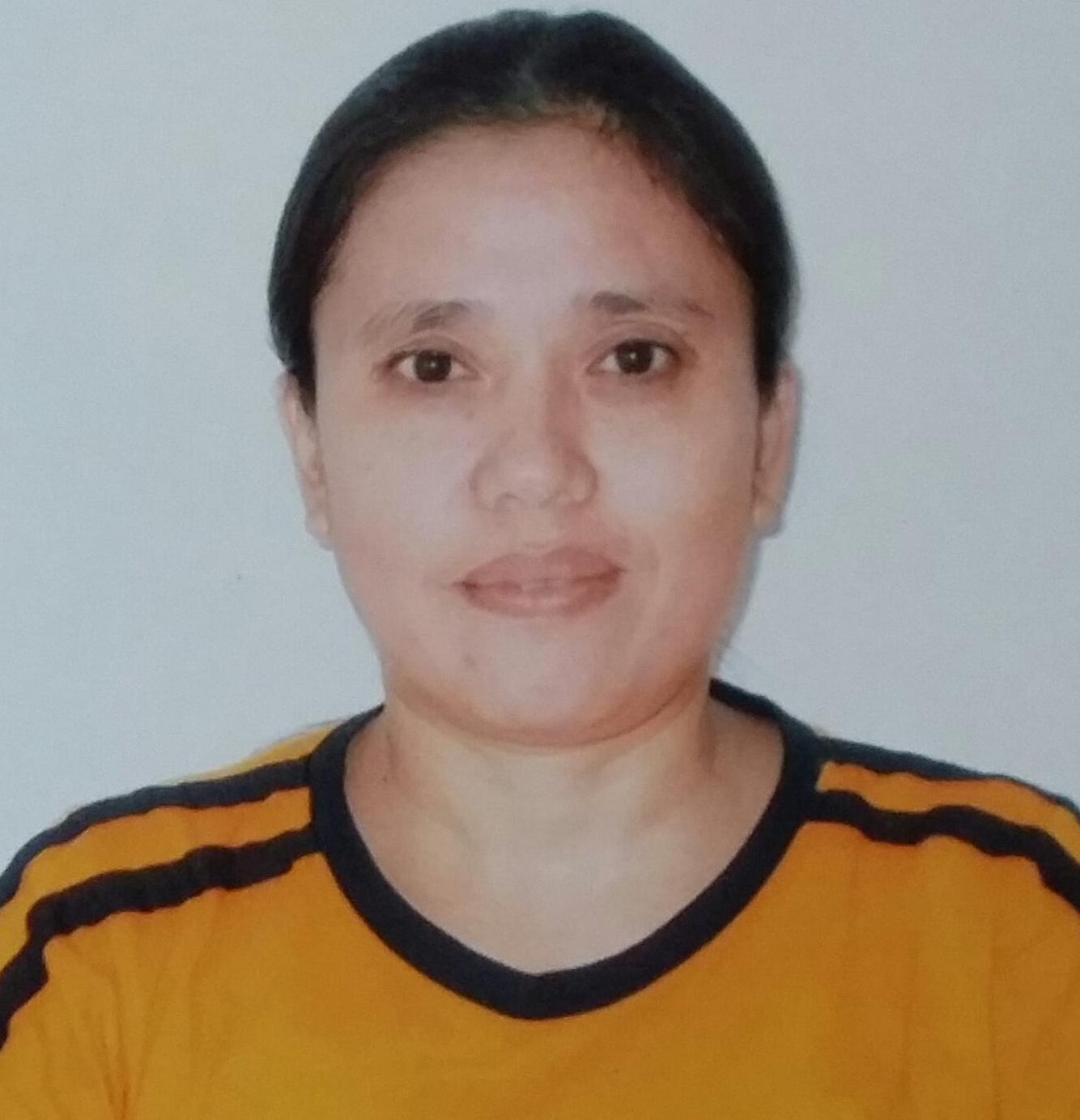 Filipino-Ex-Singapore Maid-ANTONIA ABRIOL DIAZ