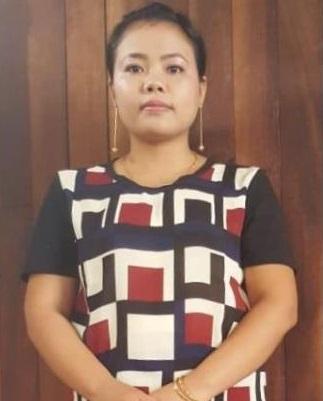 Myanmar-Ex-Singapore Maid-AYE NYEIN MOE