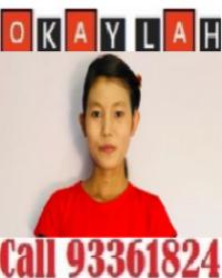 Myanmar-Experienced Maid-KHAING KHIANG ZAR