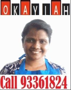 Sri Lankan-Fresh Maid-BAMUNUSINGHA ARACHCHIGE