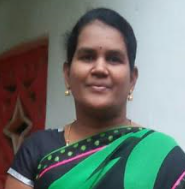 Indian-Experienced Maid-CHINASAMY CHITRA
