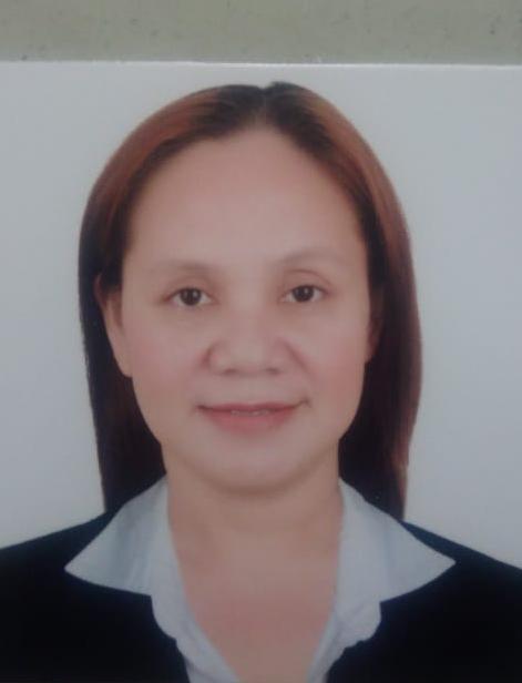 Filipino-Experienced Maid-CRISTINA DOLENDO BACERRA