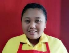 Indonesian-Fresh Maid-DEVI ERINA AGUSTIN