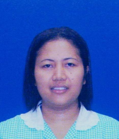 Indonesian-Ex-Singapore Maid-ERNA SARI