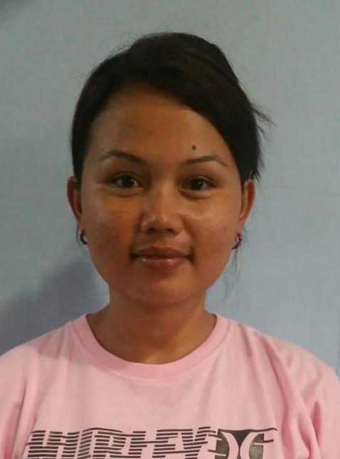 Indonesian-Fresh Maid-NANI  MARTULINA PASARIBU