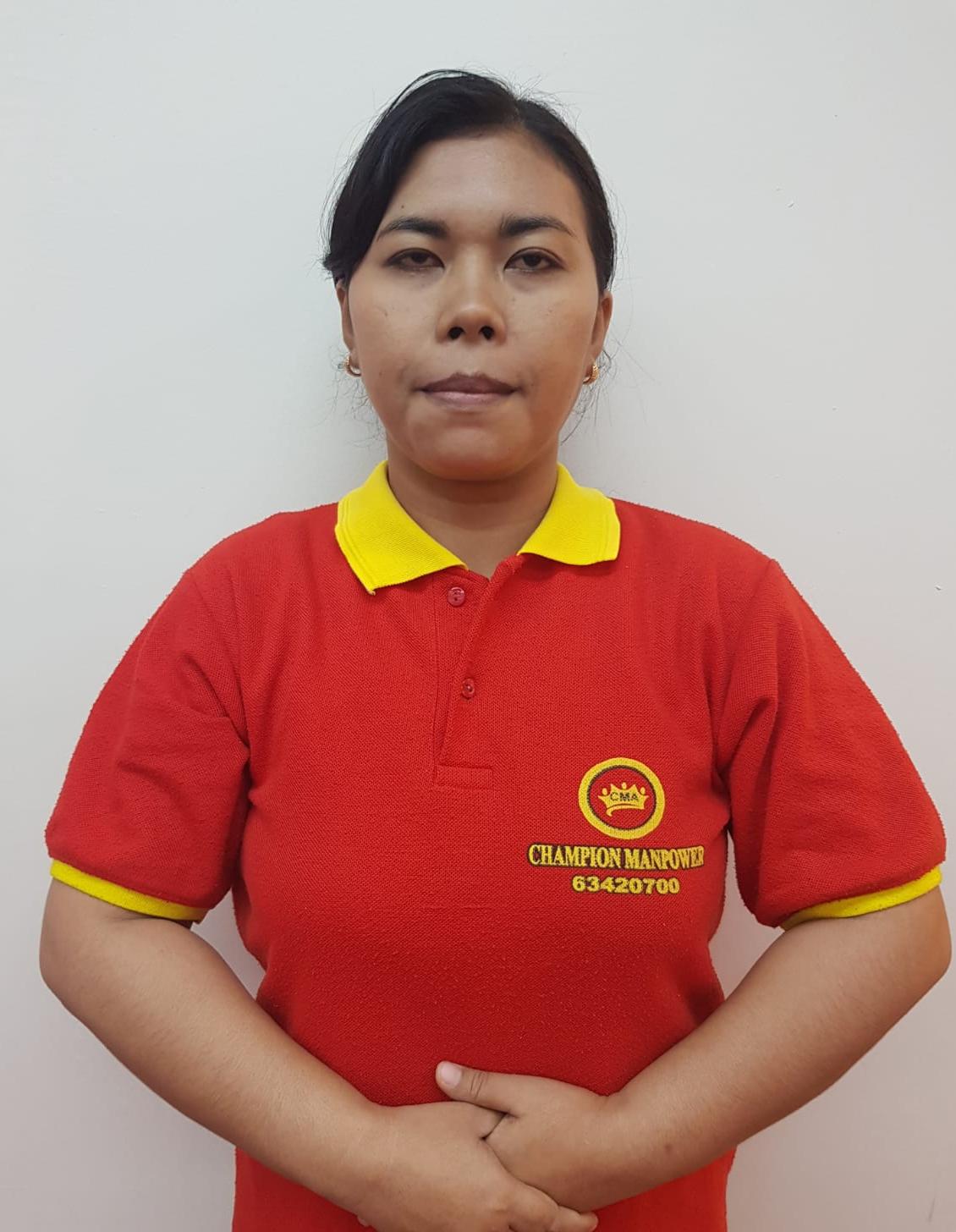 Indonesian Fresh Maid - LAILA MARISA