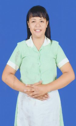 Indonesian-Experienced Maid-FAJAR RINA APRILIA (IM-3016) (EX-HK/TAIWAN) - ELDERLY CARE