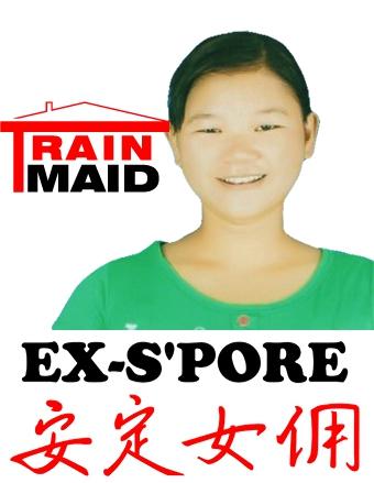 Myanmar-Ex-Singapore Maid-CING SUAN LUM