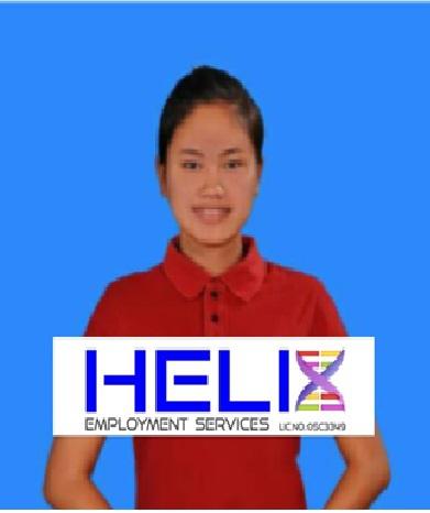 Myanmar-Ex-Singapore Maid-LAL HNEM THAR