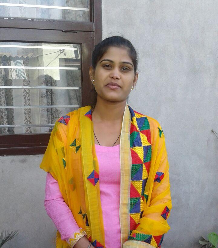 Indian-Fresh Maid-GURMEET KAUR
