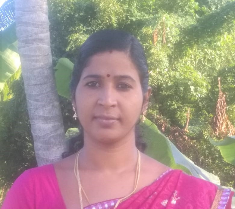 Indian Fresh Maid - Ganesan Lakshmi