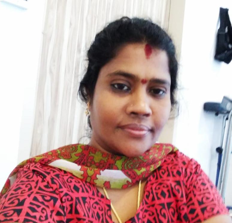 Indian Experienced Maid - krishnamoorthy Geetha