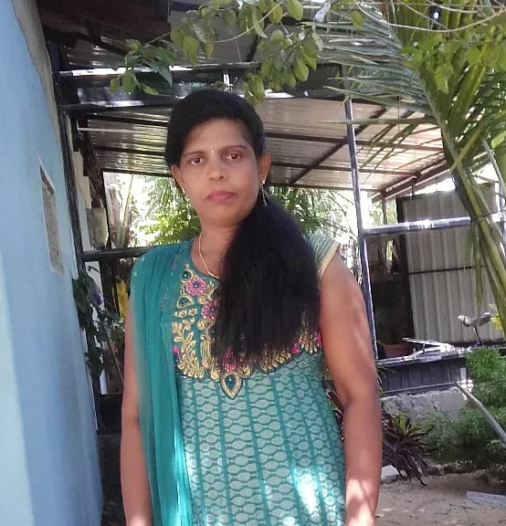 Sri Lankan-Experienced Maid-ARUMUGAM MERY THIRES