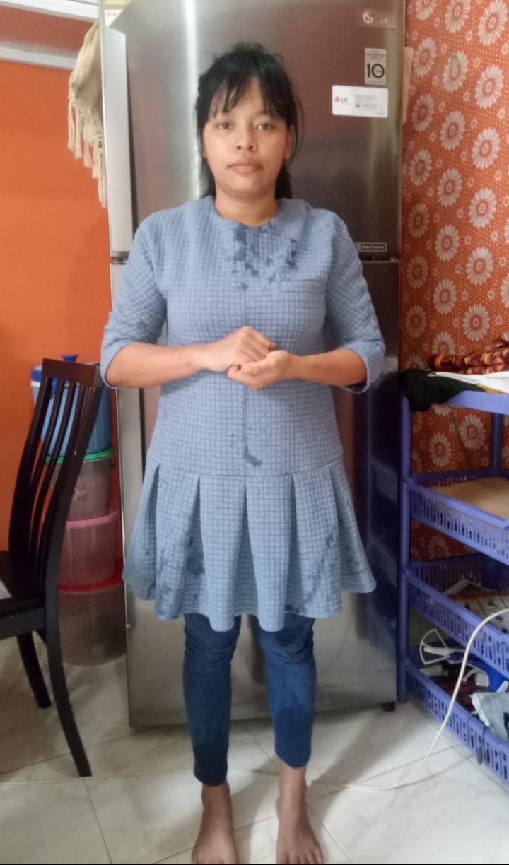 Indonesian-Fresh Maid-DIANA KAFITRI