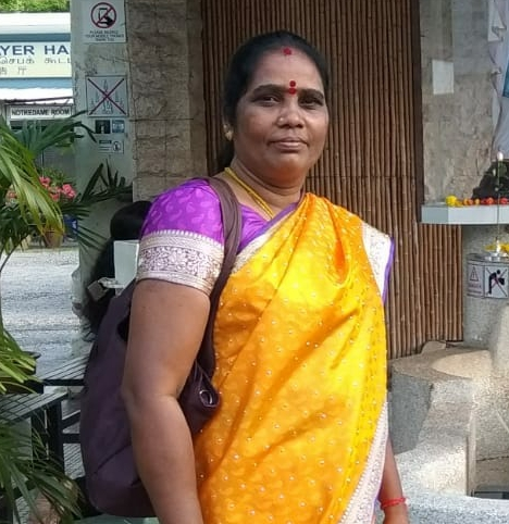 Indian-Experienced Maid-RAMACHANDIRAN KALYANI