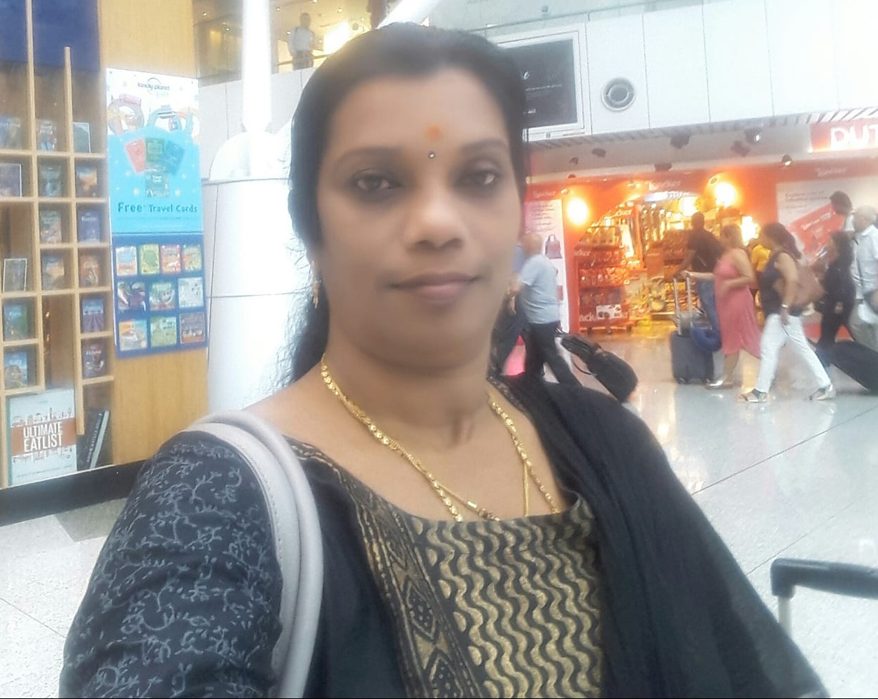 Indian-Experienced Maid-KUNJU CHERUKAN