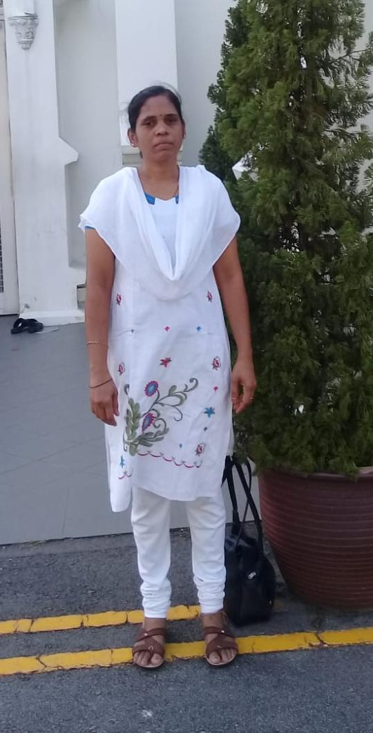 Indian-Experienced Maid-RAJAMANI