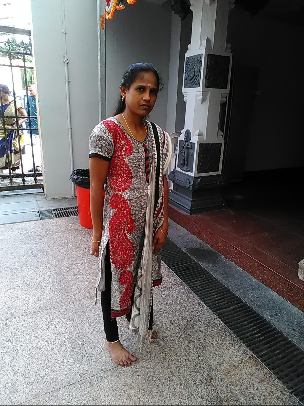 Indian-Experienced Maid-AMUTHA PONNUSAMY