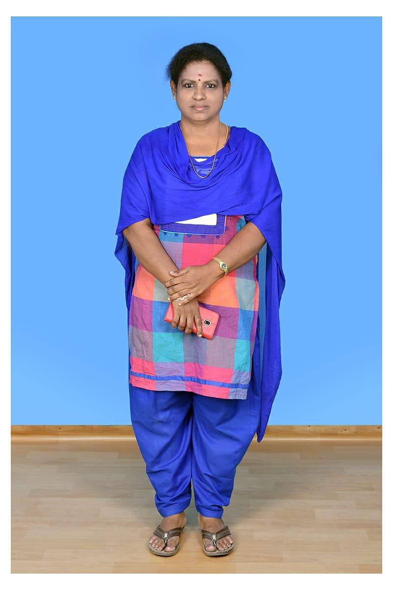 Indian-Experienced Maid-MARIYAYEE RAVICHANDRAN