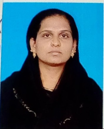 Indian-Experienced Maid-JAHERA BANU SHEIK DAWOOD