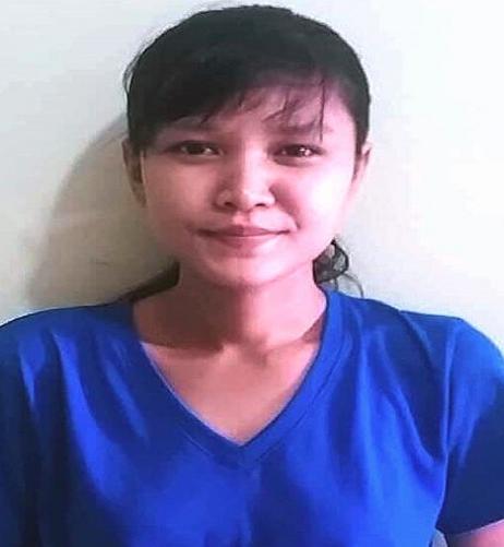 Myanmar-Ex-Singapore Maid-NANT SHWE ZIN PHYO