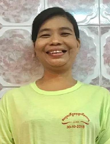 Myanmar-Experienced Maid-WIN NWE AYE