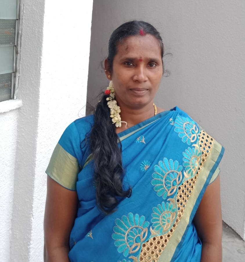 Indian-Experienced Maid-MEENA ANANANDHARAJA