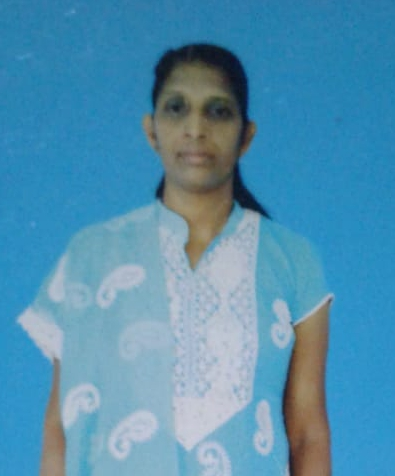 Indian-Experienced Maid-VIJI THOMAS