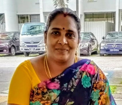 Indian Experienced Maid - Vadivel Malathi