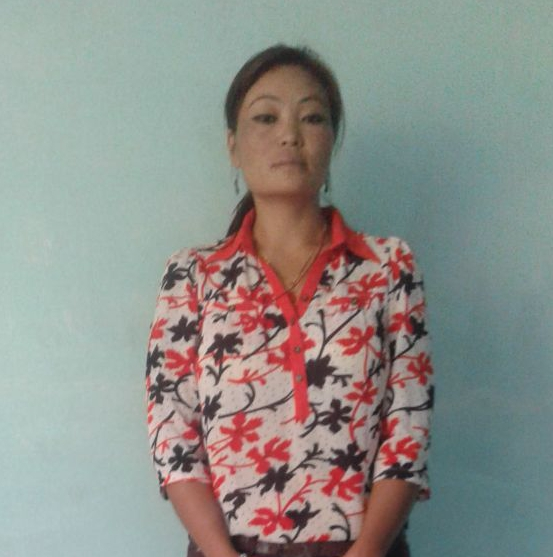 Indian Experienced Maid - PASSANG BHUTIA