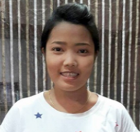 Myanmar Ex-Singapore Maid - AYE AYE PHYO