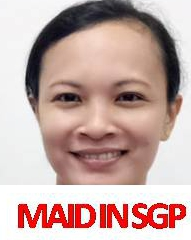 Indonesian-Ex-Singapore Maid-KARTINI BINTI MARSONO