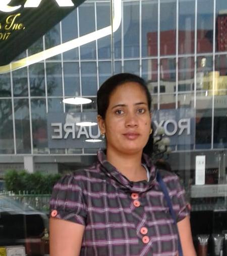 Indian-Transfer Maid-KIRANDEEP KAUR