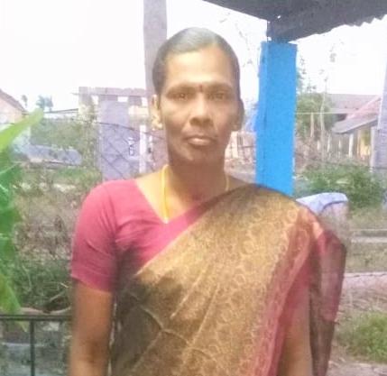 Indian-Fresh Maid-SHANMUGASUNDARAM KALAISELVI