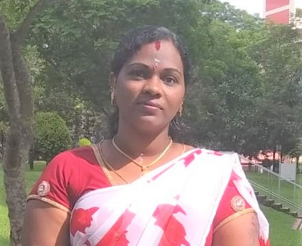 Indian-Experienced Maid-GANESAN KARPAGAM