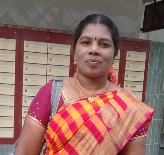 Indian-Experienced Maid-BALU KAVITHA