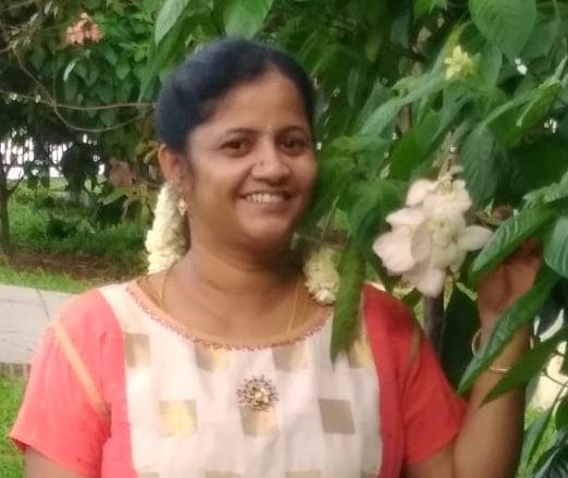 Indian Experienced Maid - RENGANATHAN KAVITHA