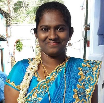 Indian Experienced Maid - Thangamuthu Glory Levika