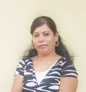 Sri Lankan Experienced Maid - MANGALESHVARAM LOGESWARY
